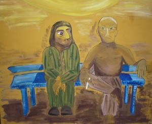 Dezső Anna Zanami próza vágy saját pinga festmény